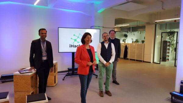 Ludwigshafen – HWG Ludwigshafen: Gewinner des iHack RLP – Geschäftsmodelle der Zukunft beim Student Start-up Hack