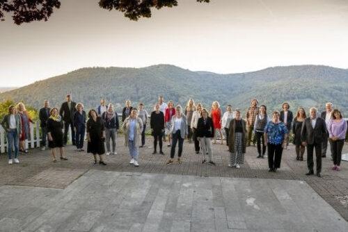 Heidelberg – 27 neue Stadtführerinnen und Stadtführer für Heidelberg! Diplomverleihung Corona-bedingt nach fast 2 Jahren Ausbildung